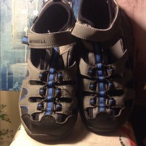 Merrell hydro water hiking outdoor sandals 6 M